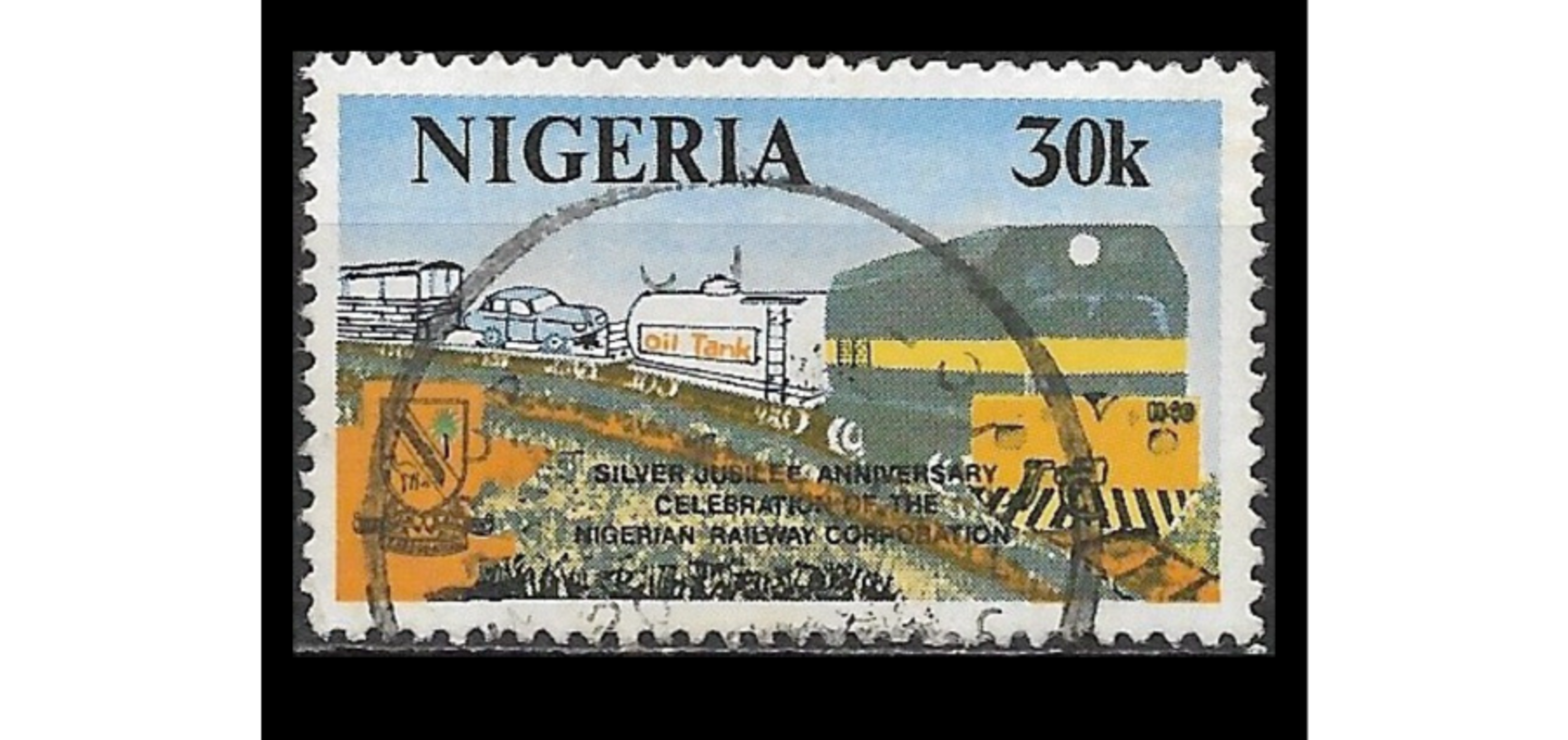 nigerian railways by oliver owen