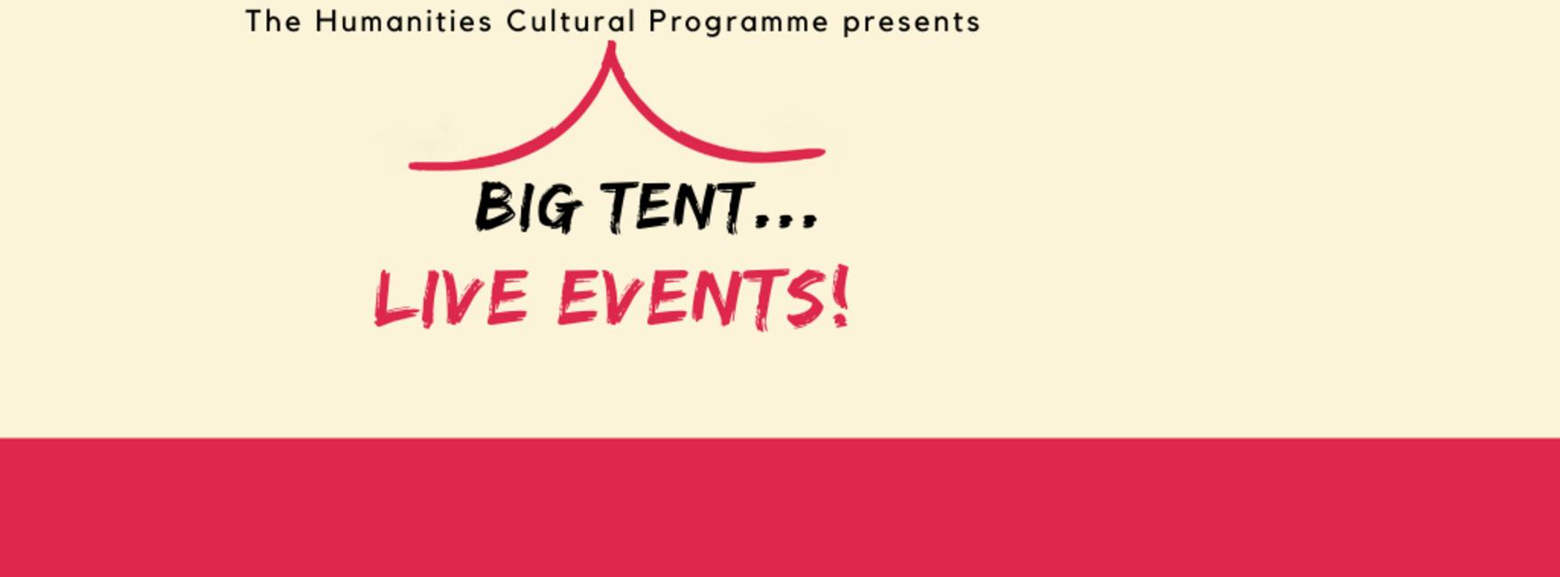 big tent live events logo