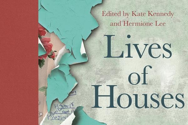 book cover lives of houses