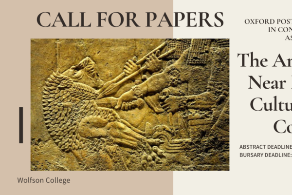 call for papers conference in assyriology