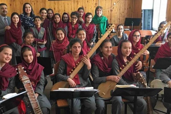 Ensemble Zohra