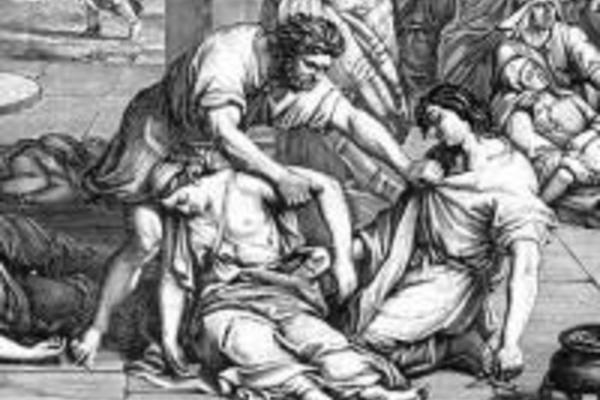 was the plague of athens an early case of ebola 3