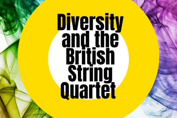 diversity and the british string quartet logo