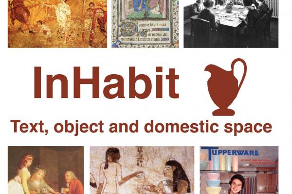 inhabit artwork images and logo