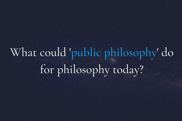 oxford public philosophy