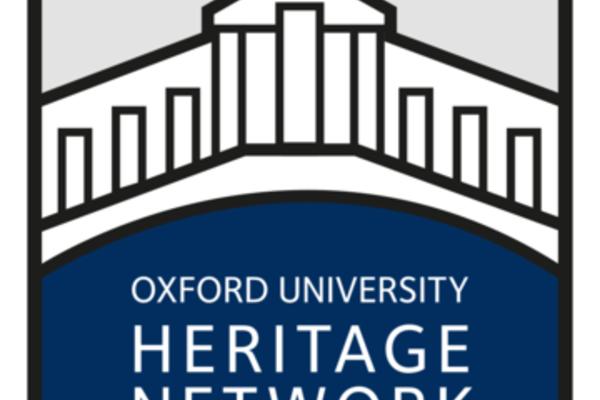 Oxford university heritage network logo