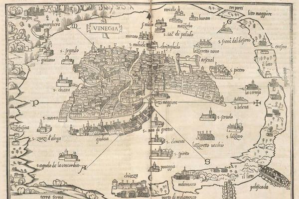 Bordone Venice