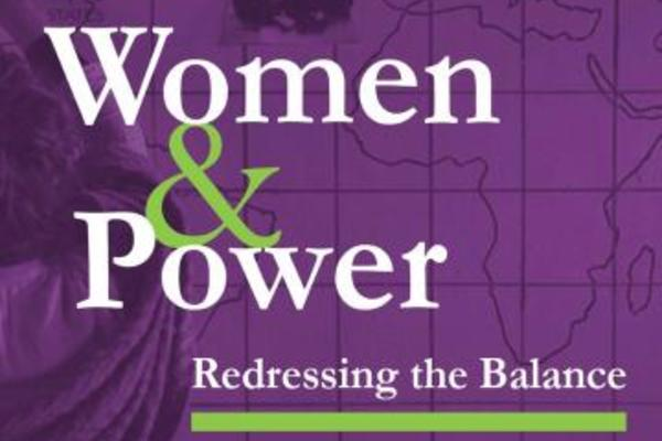 Women & Power logo