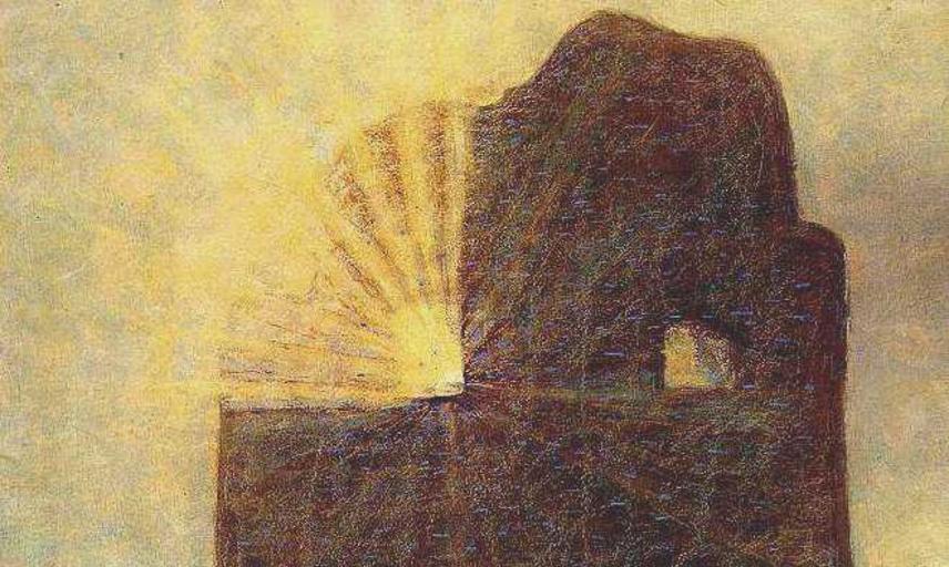 ciurlionis the past