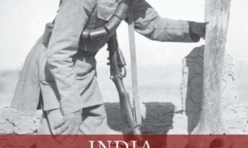 india empire  book cover