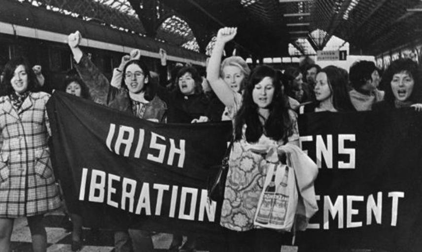 irish womens liberation movement