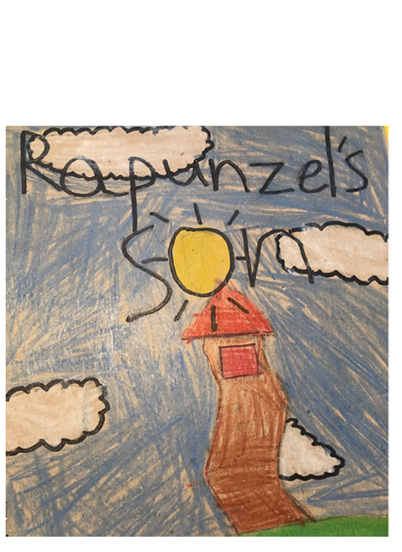 Rapunzel's Son