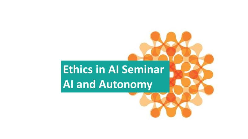 ai ethics seminar 26 november