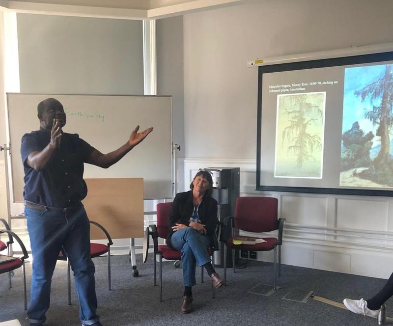 Olusegun Titus performs 'Lori Oke Ati Petele', the Mountain and the Valley