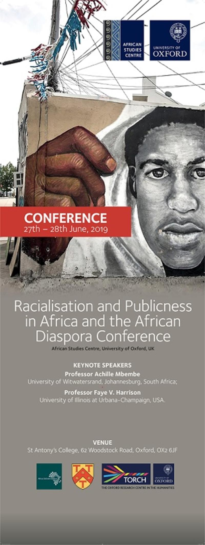 roller banner conference press