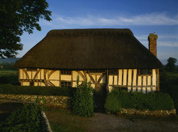 Alfriston Clergy House © National Trust Images/Andrew Butler