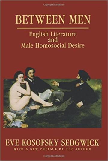 between men book cover