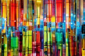 eric meola prismatic glass