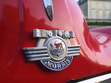 Morris Motor logo