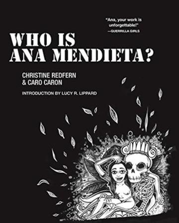 black and white poster with skeleton and girl in bottom corner