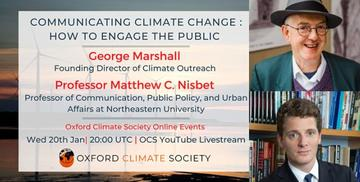 communicating climate change