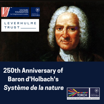 D'Holbach Lecture