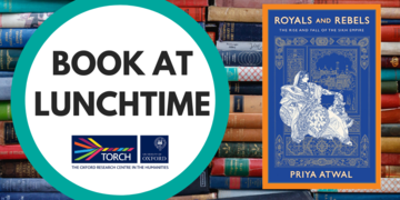 Book at Lunchtime: Royals and Rebels