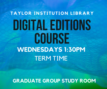 digital editions course