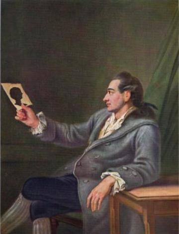 jw goethe by gm kraus 1775