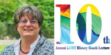 LGBT+ History Month Lecture