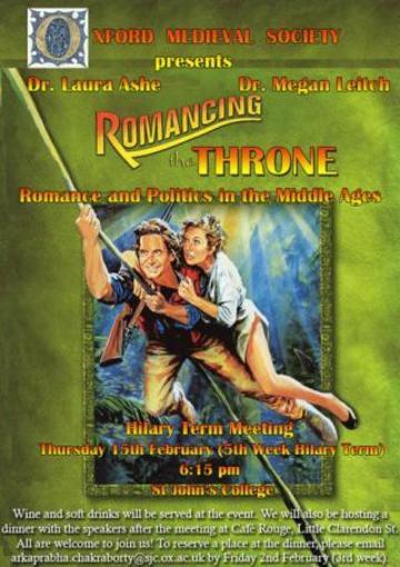 romance the throne