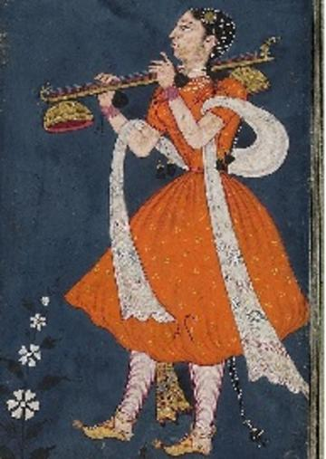 The Indian heroine in history, art & performance