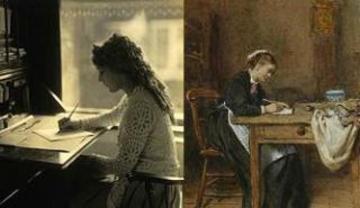 womens writing