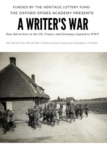 a writers war