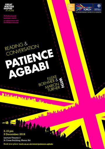 agbabi event