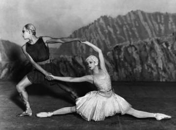 ballets russes  apollo musagete