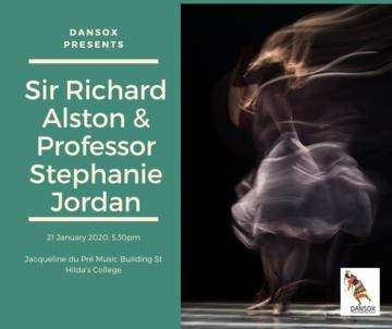 dansox sir richard alston and professor stephanie jordan