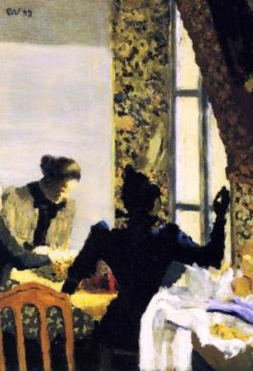 edouard vuillard  art and the politics of domesticity
