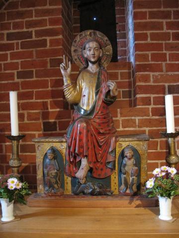 figure 3 wienhausen the risen christ