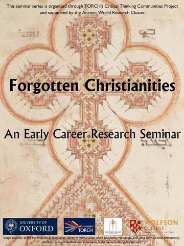 forgotten christianities poster1