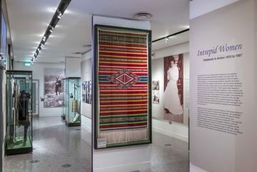 Intrepid Women, a temporary exhibition at Pitt Rivers Museum © Pitt Rivers Museum