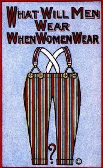 1915 anti-suffrage postcard: celebrateboston.com