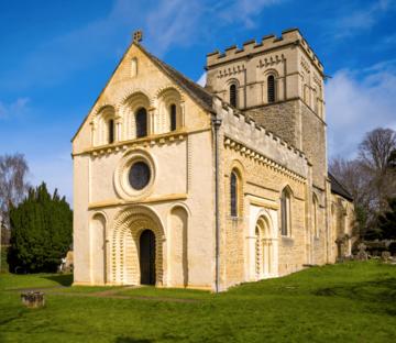 Iffley Oxford St Mary