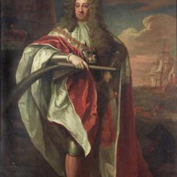 Prince George by Kneller