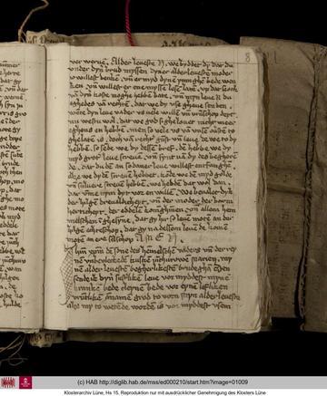 handwritten manuscript on old parchment