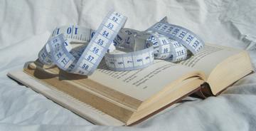 thumbnail book tape measure