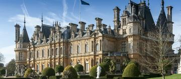 waddesdon manor autumn