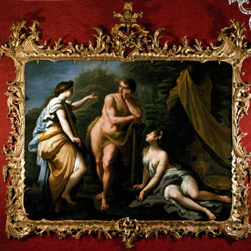 Paolo de Matheis, Choice of Hercules