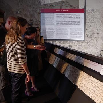 Exploring Sicilian Epigraphy Exhibition Opens in Italy