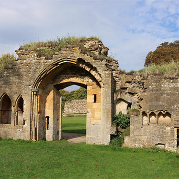 hailes abbey frater